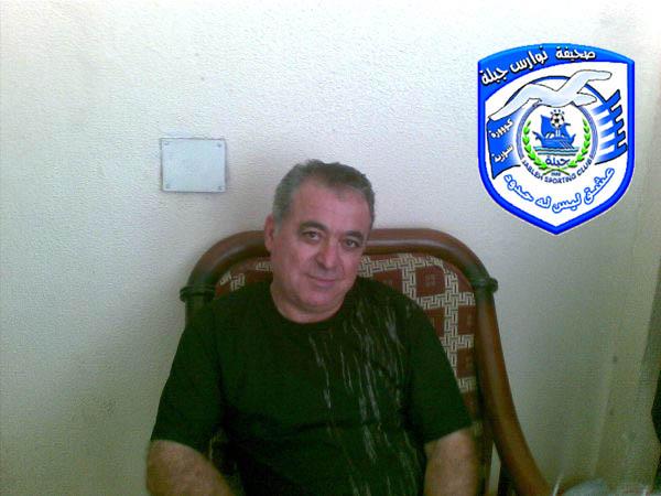 صورة مدير إداري نادي الساحل