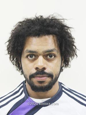 صورة عبدالله جمعة الكعبي لاعب نادي العربي