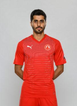صورة عبدالرحمن عناد الديري لاعب نادي العربي