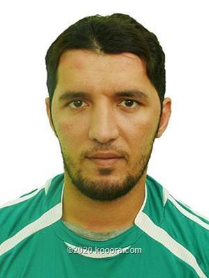صورة عادل عبدالكريم لاعب نادي العربي