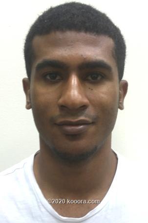 صورة عدنان شانبيه لاعب نادي العربي