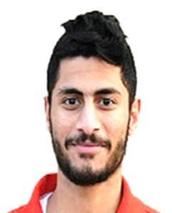 صورة أحمد بوغمار لاعب نادي الحد