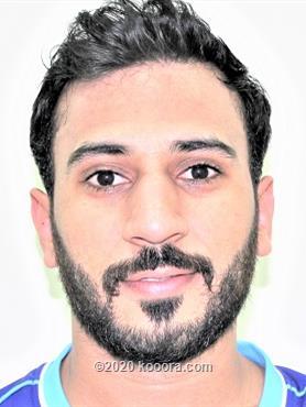 صورة أحمد مراد البلوشي لاعب نادي العربي