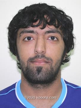 صورة أحمد يوسف الحمادي لاعب نادي العربي