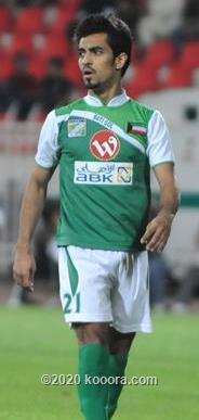 صورة علي مقصيد لاعب نادي العربي