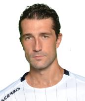 صورة أندري غالابينوف لاعب نادي سبيزيا