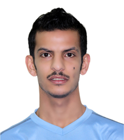 صورة بندر ناصر المطيري لاعب نادي الفيحاء