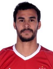 صورة شهاب بن فرج لاعب نادي النادي البنزرتي