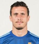 صورة كريستيان فيرنانديز لاعب نادي ريال اوفييدو