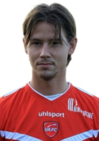 صورة دوسان ديوريتش لاعب نادي هالمستاد
