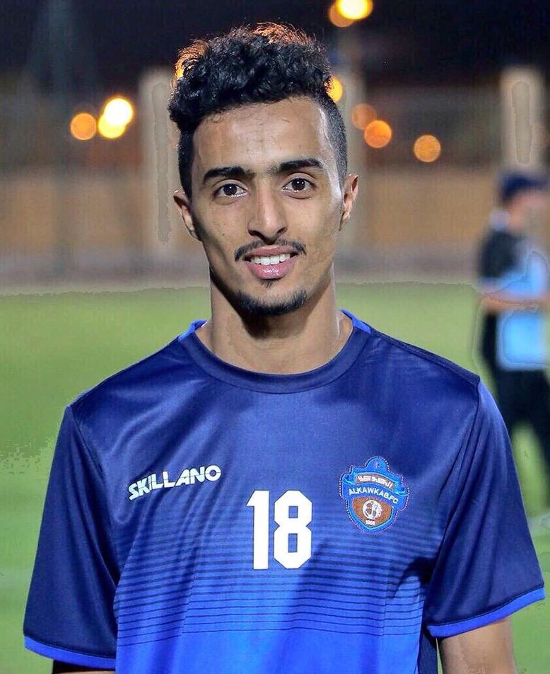 صورة فيصل محمد الجهني لاعب نادي الفيحاء