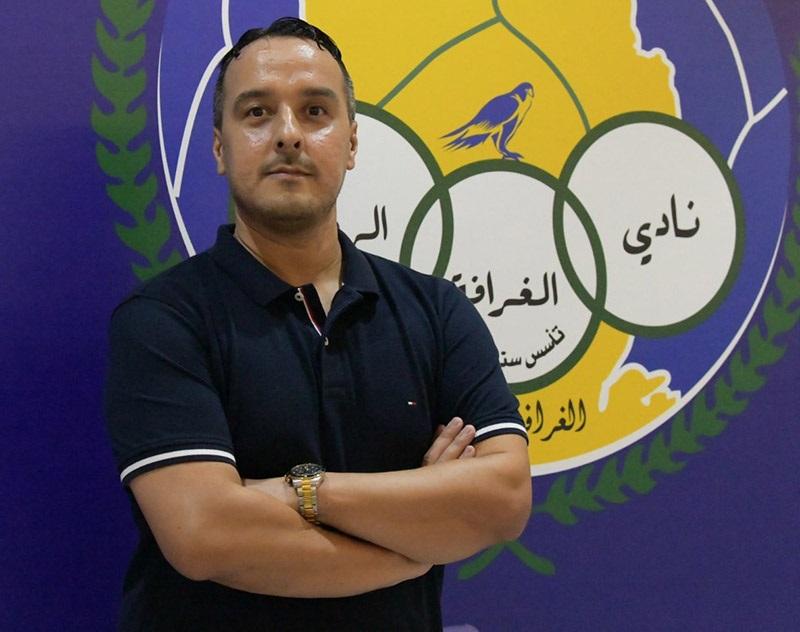صورة مدير إداري نادي الغرافة