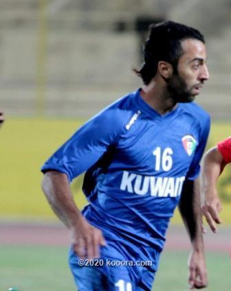 صورة حمد امان لاعب نادي العربي