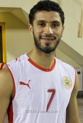 صورة حمد راكع العنزي لاعب نادي الحد