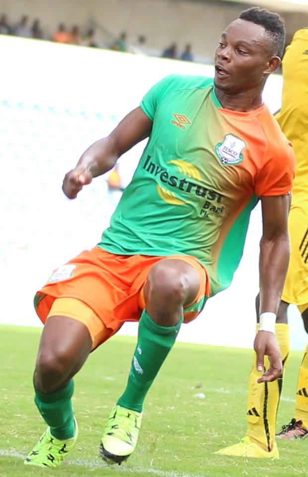 إدريس مبومبو لاعب كرة القدم [ Idris Mbombo ]