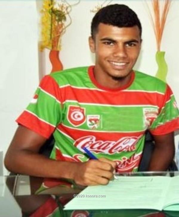 صورة إلياس الجريدي لاعب نادي الملعب التونسي