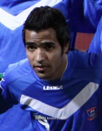 صورة عيسى موسى ناجي لاعب نادي المنامة