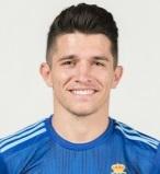 صورة خوانخو نييتو لاعب نادي ريال اوفييدو