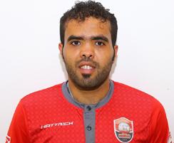 صورة خالد المقيطيب لاعب نادي الفيحاء