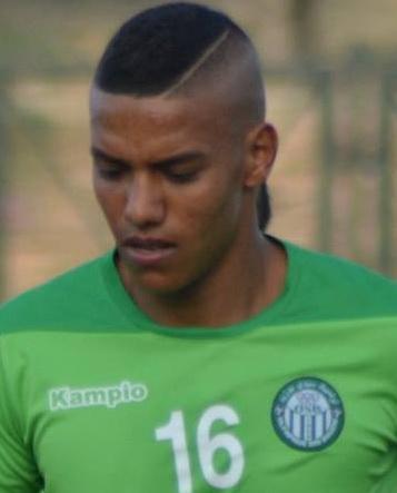 صورة خليل ساسي لاعب نادي النادي البنزرتي