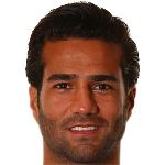 صورة مسعود شجاعي لاعب نادي تركتور سازي تبريز
