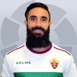 صورة ميجيل انخيل سيفوينتيس لاعب نادي مالاجا