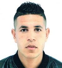 صورة محمد أمين ويس لاعب نادي جمعية أولمبي الشلف