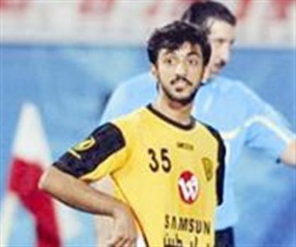 صورة محمد زنيفر لاعب نادي العربي