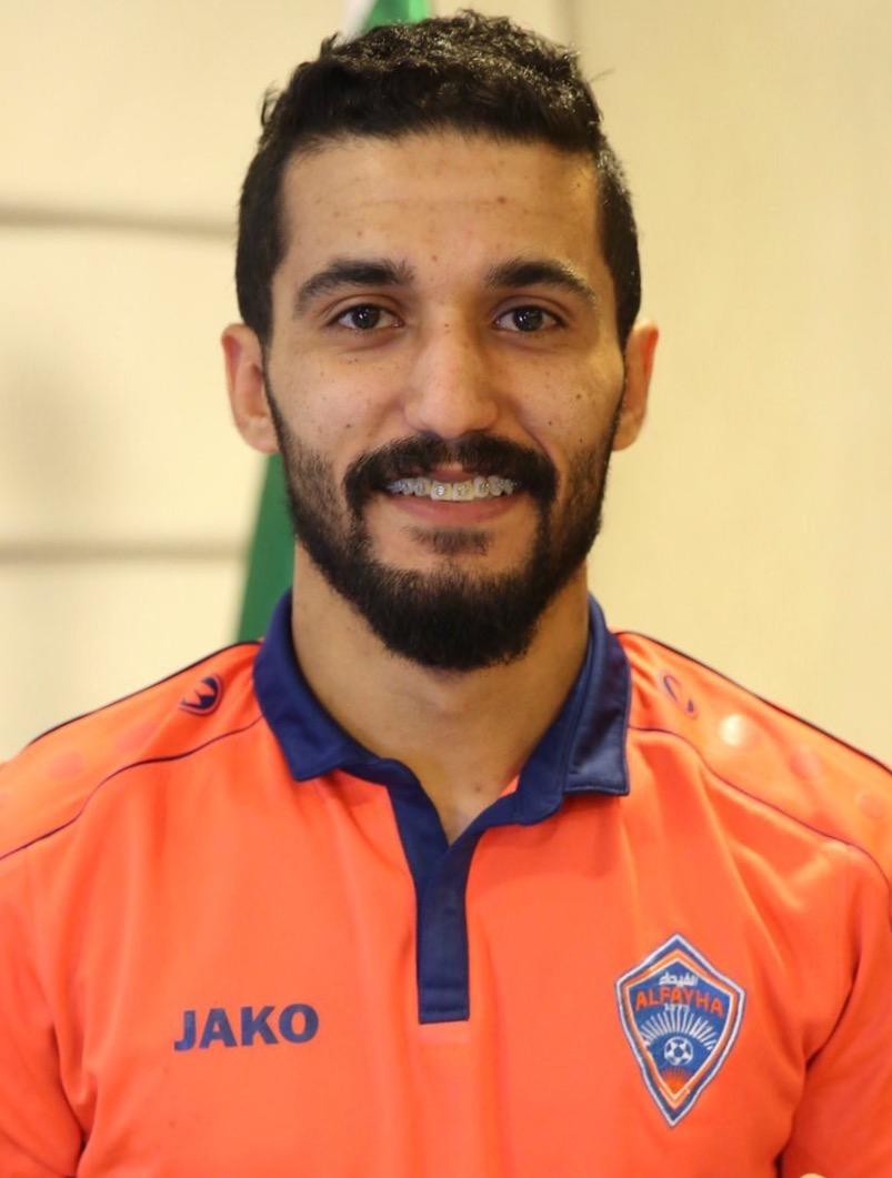 صورة محمد كريم البقعاوي لاعب نادي الفيحاء