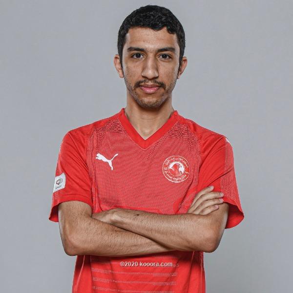 صورة محمد عيسى المحمدي لاعب نادي العربي