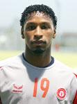 صورة محمد سالم المال لاعب نادي العربي