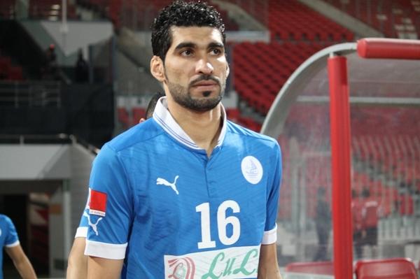 صورة محمد سيد عدنان لاعب نادي الحد