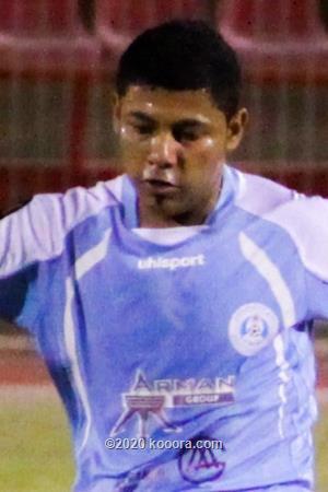 صورة محمد عبدالوهاب لاعب نادي الحد