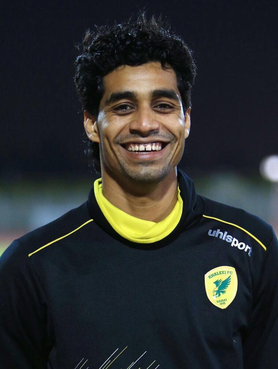 صورة مسلم آل فريج لاعب نادي الفيحاء