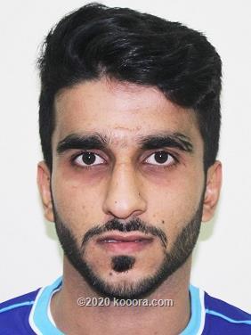 صورة ناصر غلام لاعب نادي العربي
