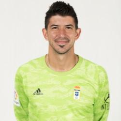 صورة نيرو شامبين لاعب نادي ريال اوفييدو