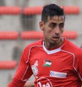 صورة عدي الدباغ لاعب نادي العربي