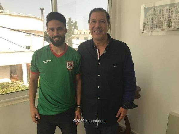 صورة عمر العريبي لاعب نادي الملعب التونسي