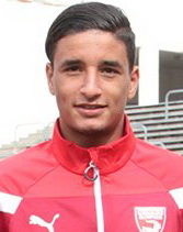 صورة ريان خميس لاعب نادي الملعب التونسي