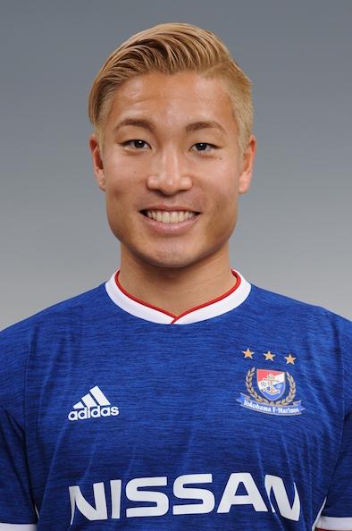 صورة ريوسوكي ياماناكا لاعب نادي اوراوا ريد دياموندز