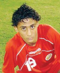 صورة سعد صالح العامر لاعب نادي الحد