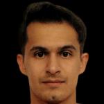 صورة سعيد حسينبور لاعب نادي تركتور سازي تبريز