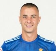 صورة سيرجيو تيخيرا لاعب نادي ريال اوفييدو