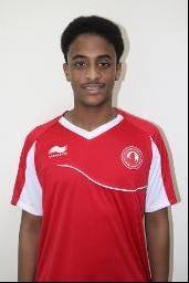 صورة مؤيد شنان عبد الله لاعب نادي العربي