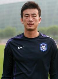 صورة سونغ زهاينو لاعب نادي تشانغتشون ياتاي