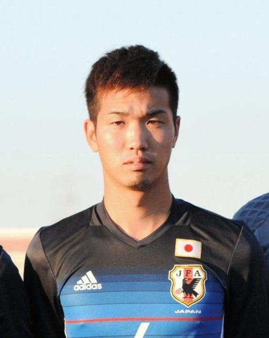 صورة تاكويا ايوانامي لاعب نادي اوراوا ريد دياموندز