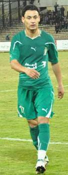 صورة طارق الصيد لاعب نادي الملعب التونسي