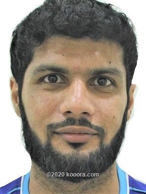 صورة يحيى محمد لاعب نادي العربي