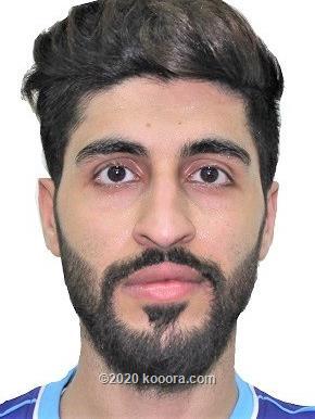 صورة يوسف حسن غلام لاعب نادي العربي