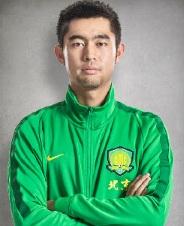صورة زانغ يو لاعب نادي تشانغتشون ياتاي